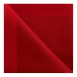 GEORG JENSEN DAMASK Ubrousek deep red 50 × 50 cm