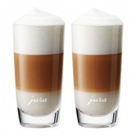 JURA Set sklenic na Latte Macchiato 270 ml