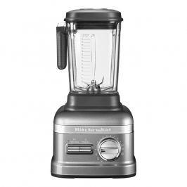 KitchenAid Stolní mixér Artisan Power Plus stříbřitě šedá