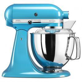 KitchenAid Kuchyňský robot Artisan Elegance s 2 mísami křišťálově modrá
