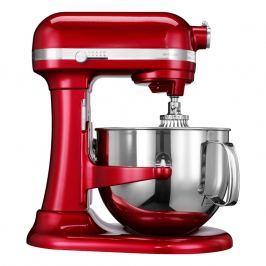 KitchenAid Kuchyňský robot Artisan s mísou 6,9 l červená metalíza