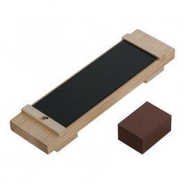 MIYABI Dřevěná základna Basic Kit na brusné kameny