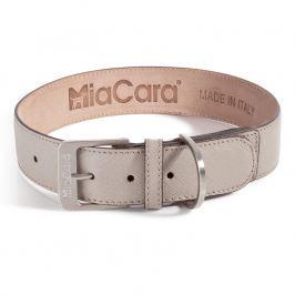 MiaCara Obojek Torino béžový S