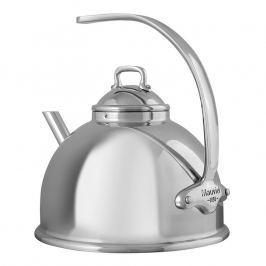 MAUVIEL Konvice na vaření vody nerezová