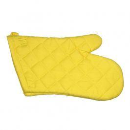 MÜkitchen Kuchyňská chňapka/rukavice žlutá MÜincotton®