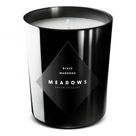 Meadows Vonná svíčka Black Madonna medium černá