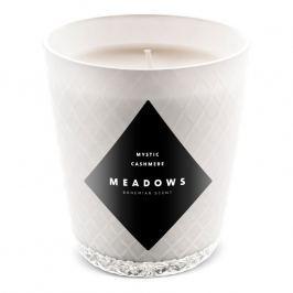 Meadows Vonná svíčka Mystic Cashmere mini bílá