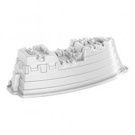 NordicWare Forma na pirátskou loď Pirate Ship Bundt® stříbrná, Nordic Ware