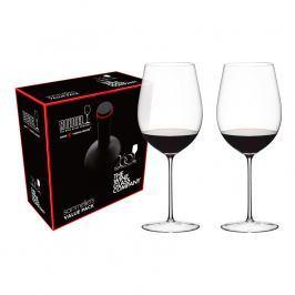 Riedel Výhodný set sklenic Bordeaux Grand Cru Sommeliers