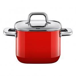 Silit Hrnec 18 cm Quadro Red