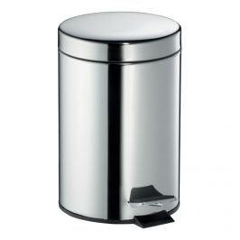 Wesco Odpadkový koš do koupelny 3 l leštěný nerez