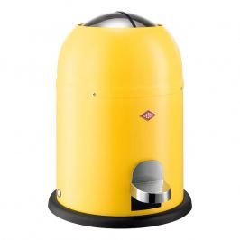 Wesco Odpadkový koš Single Master 9 l citronový