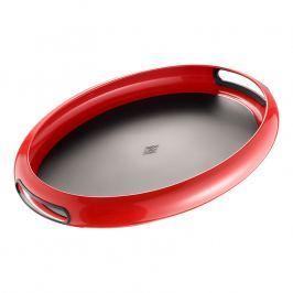 Wesco Podnos Spacy Tray oválný červený