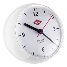 Wesco Stolní hodiny mini bílé