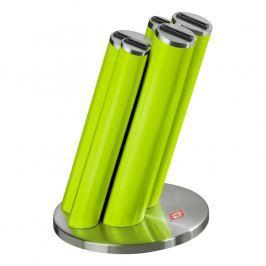 Wesco Blok na nože Pipe světle zelený