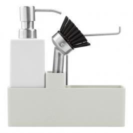 ZONE Keramická sada na mytí nádobí warm grey