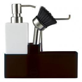 ZONE Keramická sada na mytí nádobí black