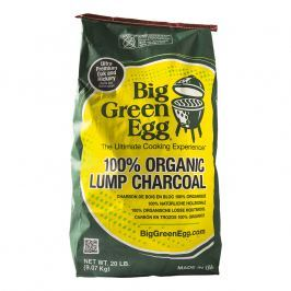 Big Green Egg Dřevěné uhlí Premium Organic 9 kg