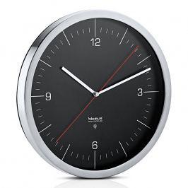 Blomus Nástěnné hodiny CRONO černé Ø 30,5 cm