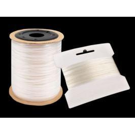Silikonová pruženka / lastin šíře 4 mm elastická (20 m)