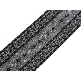 Elastická krajka / vsadka šíře 90 mm (13.5 m)