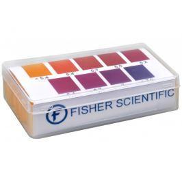 Fisher Scientific Indikátorové pH papírky (5,4-7,0) 200ks