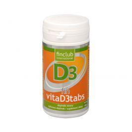 Finclub VitaD3tabs 150 tbl.