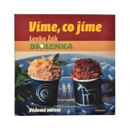 Knihy Víme, co jíme - Vědomé vaření (Lenka Žák)