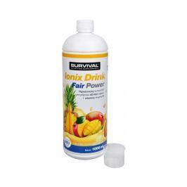 Survival Ionix Drink Fair Power 1000 ml Ionix Drink Fair Power Ananas + Mango
