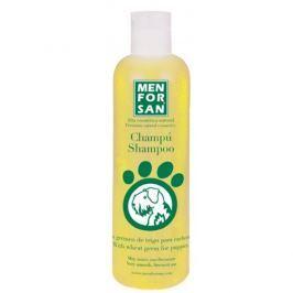 Menforsan Velmi jemný šampon pro štěňata z pšeničných klíčků (Shampoo with Wheat Germ for Puppies) 300 ml