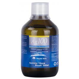 Natural Pharm Koloidné striebro Ag100 10ppm 300 ml