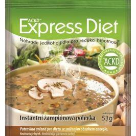 Good Nature Express Diet - instantní polévka Žampionová 53 g