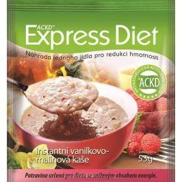 Good Nature Express Diet instantní kaše Vanilkovo-malinová 53 g