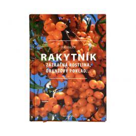 Knihy Rakytník - Zázračná rostlina, oranžový poklad... (Jiří Bajer)