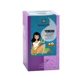 Sonnentor Bio Chai - polibek černého čaje 36g dvoukomorový