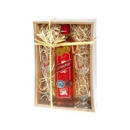 Kitl Medovina 500ml+2skleničky dárkové balení
