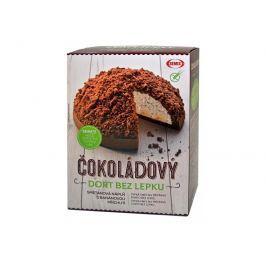 Semix Čokoládový dort bez lepku+ náplň 430g