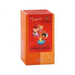 Sonnentor Bio Raráškův čaj - usmrkánek - bylinný čaj porc. 20g dárkový (20sáčků)