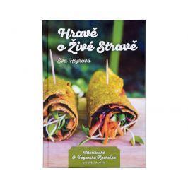 Knihy Hravě o živé stravě (Eva Hájková)