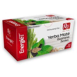 REJ S.R.O. Čaj ENERGIE - pravý čaj s quaranou a ženšenem 30g