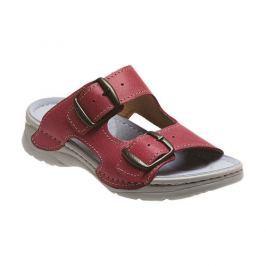 SANTÉ Zdravotní obuv dámská D/10/C30/SP světle červená vel. 41