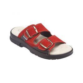 SANTÉ Zdravotní obuv dámská N/517/33/38/CP červená vel. 40