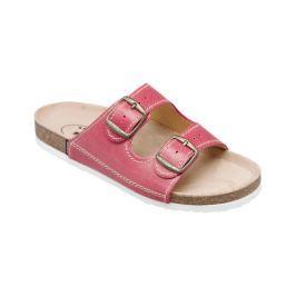 SANTÉ Zdravotní obuv dámská D/21/C30/BP světle červená vel. 40