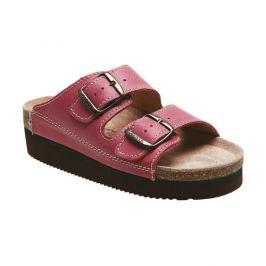 SANTÉ Zdravotní obuv dámská N/25/C30/H/K/CP světle červená vel. 35