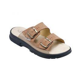 SANTÉ Zdravotní obuv pánská N/517/36/47/28/CP hnědá vel. 47