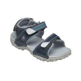 SANTÉ Zdravotní obuv dětská D/602/86/SP modrá vel. 33