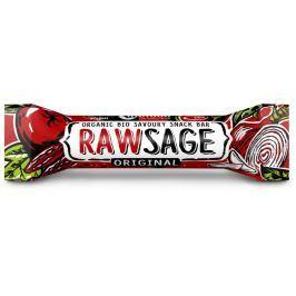 Lifefood Bio tyčinka Rawsage original - snack bar pikantní  25g