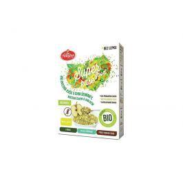Amylon Bio ovesná kaše s chia semínky matcha čajem a jablkem 240g