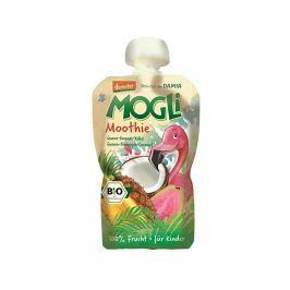 MOGLI Bio Ovocné pyré Moothie guava ananas kokos bez cukru 100g