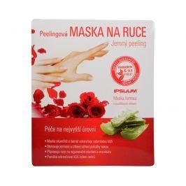 Ipsuum Prestige Peelingová maska na ruce - rukavice